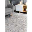 "nuLOOM Traditional Dennise 9' 3"" x 12' 3"" Rectangle Rug in Light Grey (PSTA04B-930123)"