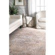 """nuLOOM Traditional Joanna 8' x 10' 3"""" Rectangle Rug in Beige (PSTA01A-80103)"""