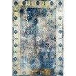 nuLOOM Vintage Dotty Rug 6' x 9' Blue Rectangle (BINB05A-609)