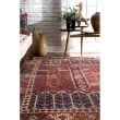 "nuLOOM Vintage Ruby Tokens 7' 6"" x 9' 6"" Rectangle Rug in Rust (STCV14A-76096)"