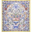 """nuLOOM Wilmoth Tiles Rug 5' 4"""" x 5' 11"""" Multi Rectangle (DICH09A-540511)"""