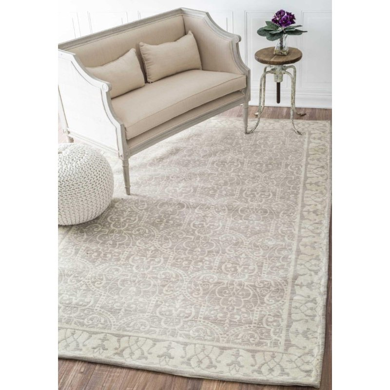 nuLOOM Woodall Rug 8' x 10' Tan Rectangle (DVWT03A-8010)