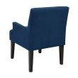 Office Star Products Main Street Guest Chair in Indigo