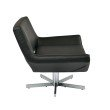 """Office Star Products Yield 40"""" Wide Chair in Black"""
