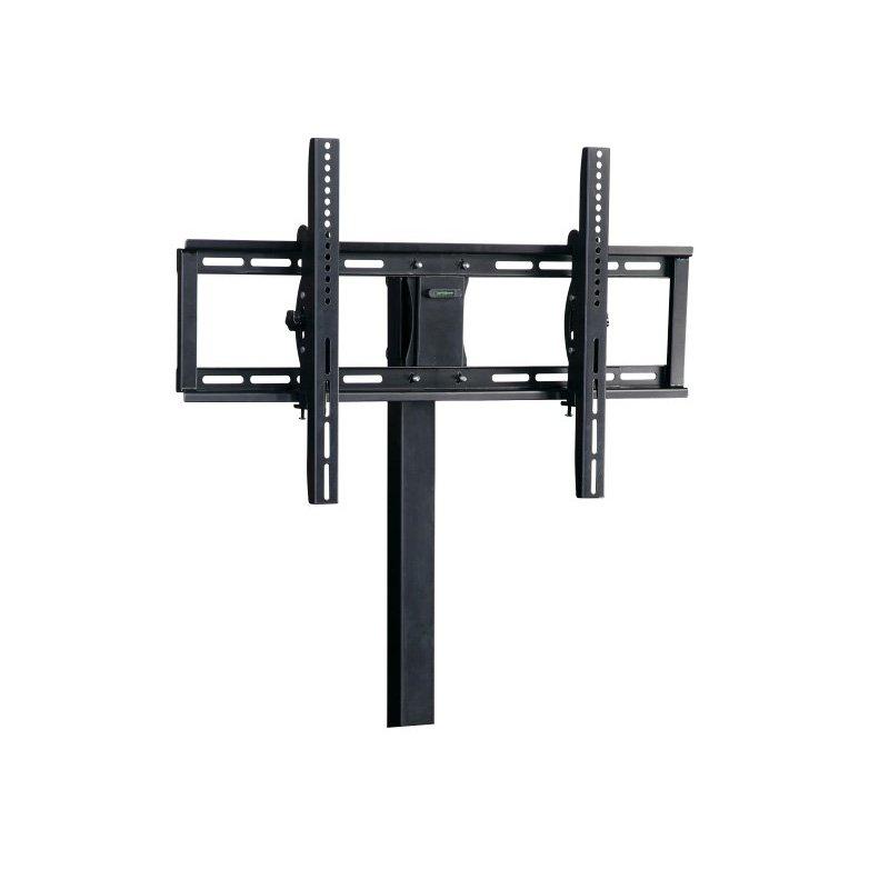 OSP Designs Swivel and Tilt TV Bracket in Black Finish