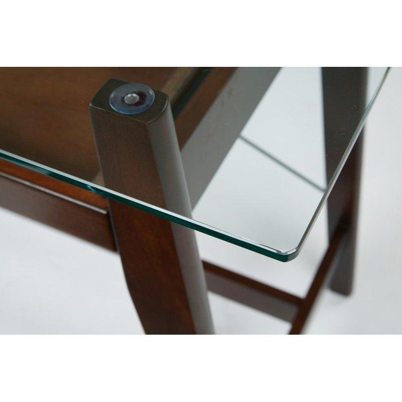 """OSP Designs Tribeca 42"""" Tool-Less Computer Desk"""