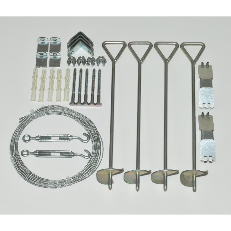 Palram Anchor Kit for Palram Nature Series Greenhouses