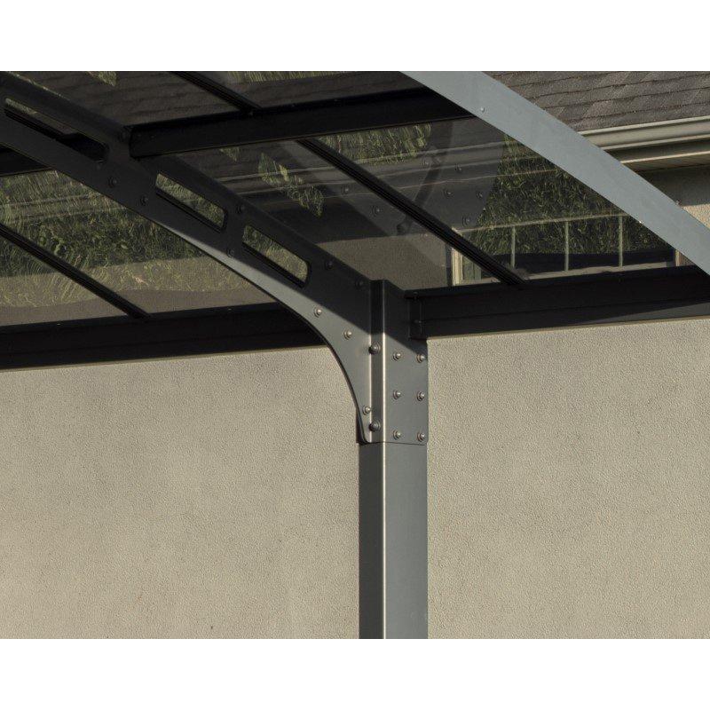Palram Arizona Breeze 5000 Carport in Gray (HG9106)