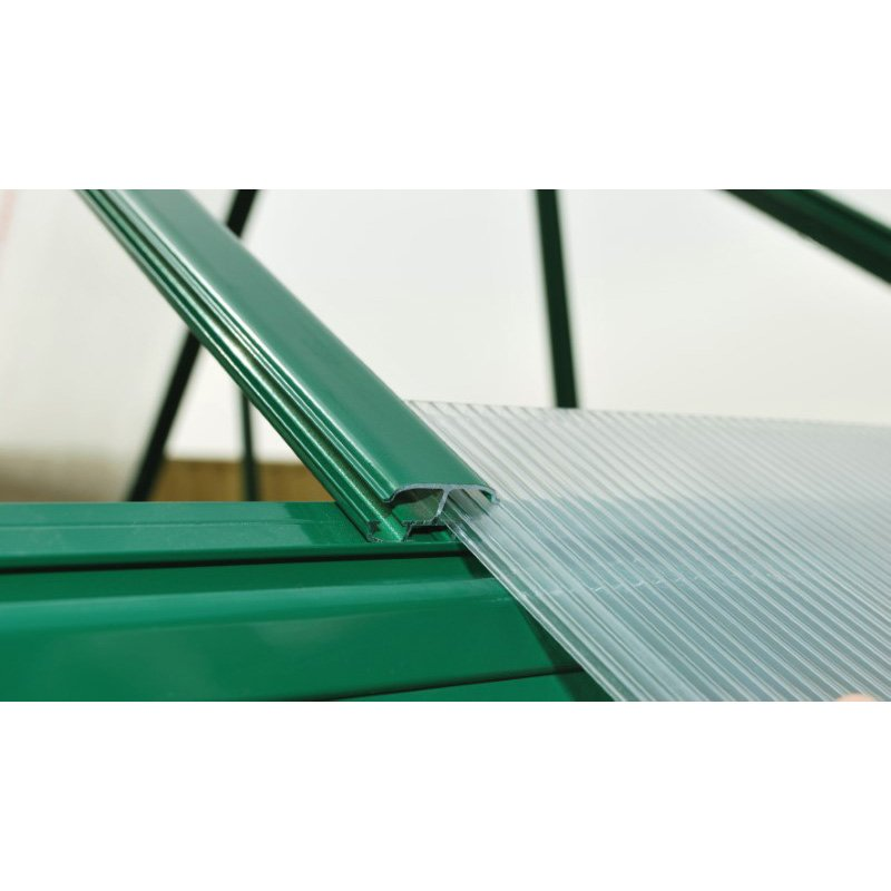 Palram Hybrid 6' x 8' Greenhouse in Green (HG5508G-1B)