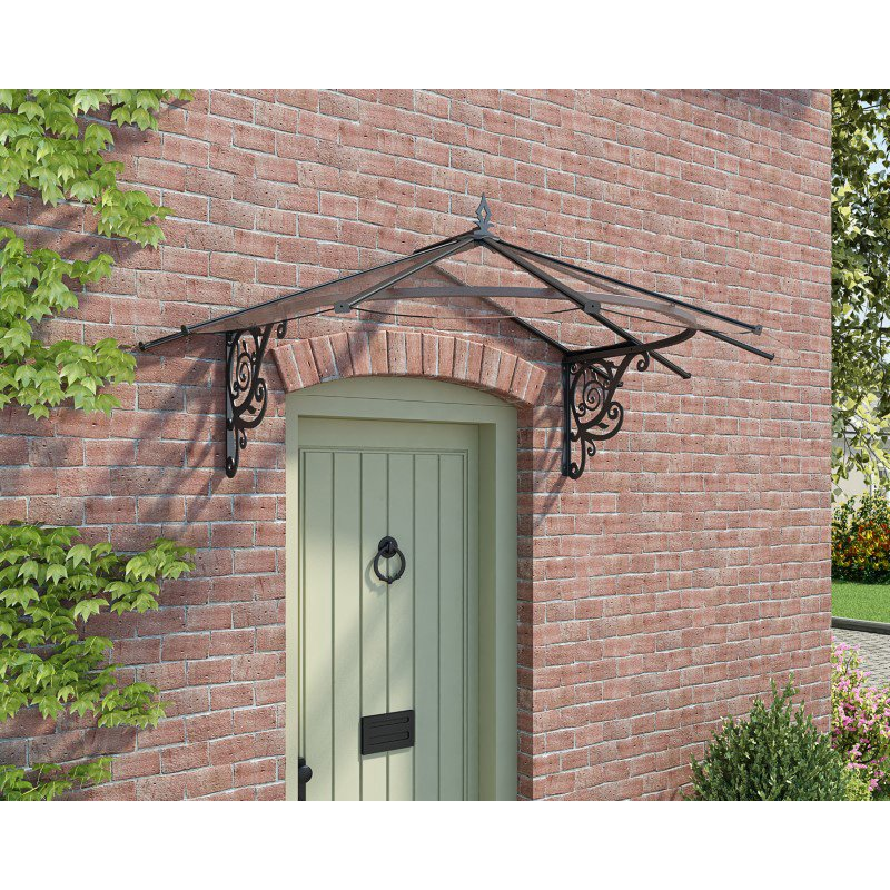 Palram Lily 1780 Awning in Clear (HG9575)