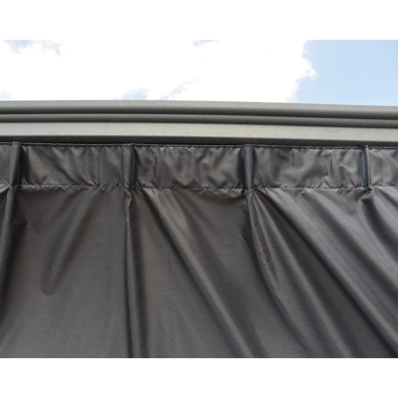 Palram Martinique 4300 Gazebo Curtain Set - 4 Piece (HG1061)