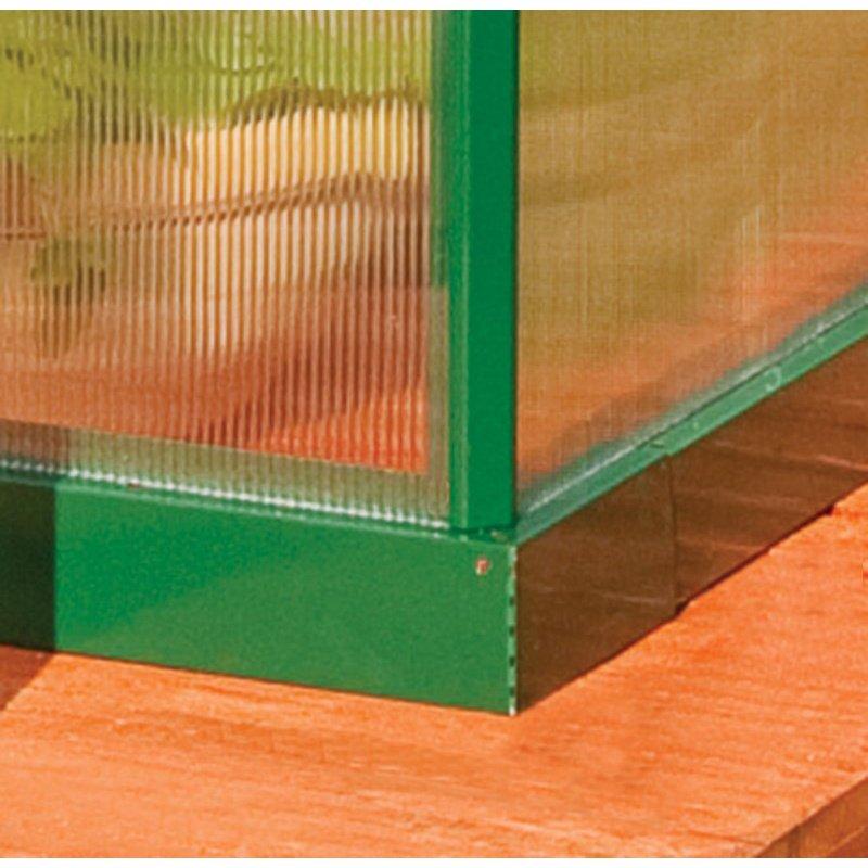Palram Mythos 6' x 8' Hobby Greenhouse in Green