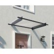 Palram Nancy 1500 Awning in Gray (HG9586)