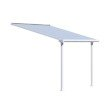 Palram Olympia 10' x 10' Patio Cover in White (HG8810W)