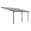 Palram Olympia 10' x 20' Patio Cover in Gray/Bronze (HG8820)