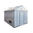 Palram Oriana 8' x 12' Greenhouse in Silver (HG5312)