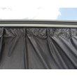 Palram Palermo 4300 Gazebo Curtain Set - 4 piece (HG1062)