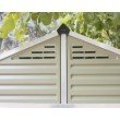 Palram SkyLight 8' x 16' Storage Shed in Tan (HG9816T)