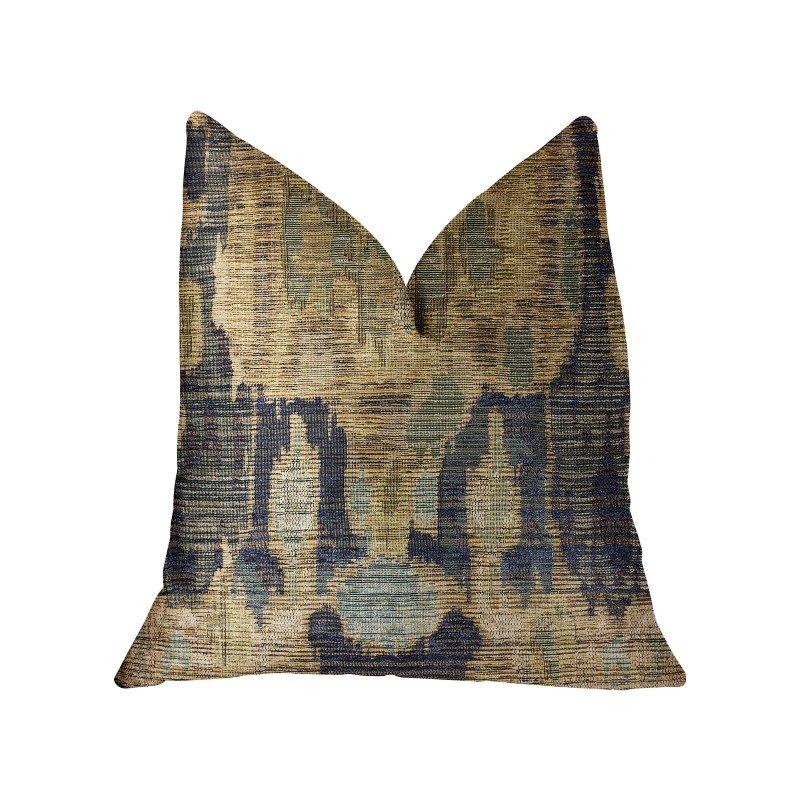 """Plutus Brands Bear Valley Green Luxury Throw Pillow 20"""" x 26"""" Standard (PBRA2311-2026-DP)"""