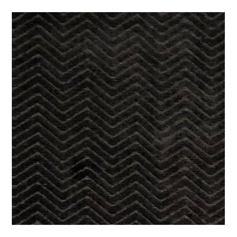 "Plutus Brands Black Panther Black Luxury Throw Pillow 12"" x 20"" (PBKR1981-1220-DP)"