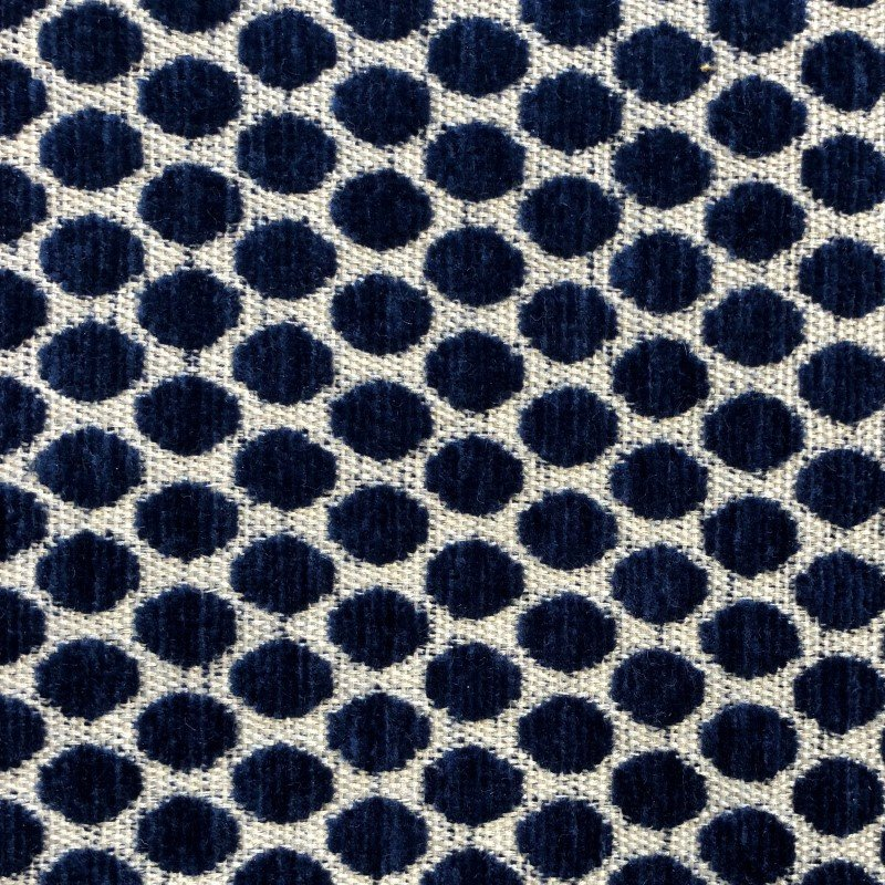 "Plutus Brands Blackwell Blue and Beige Luxury Throw Pillow 20"" x 26"" Standard (PBKR1980-2026-DP)"