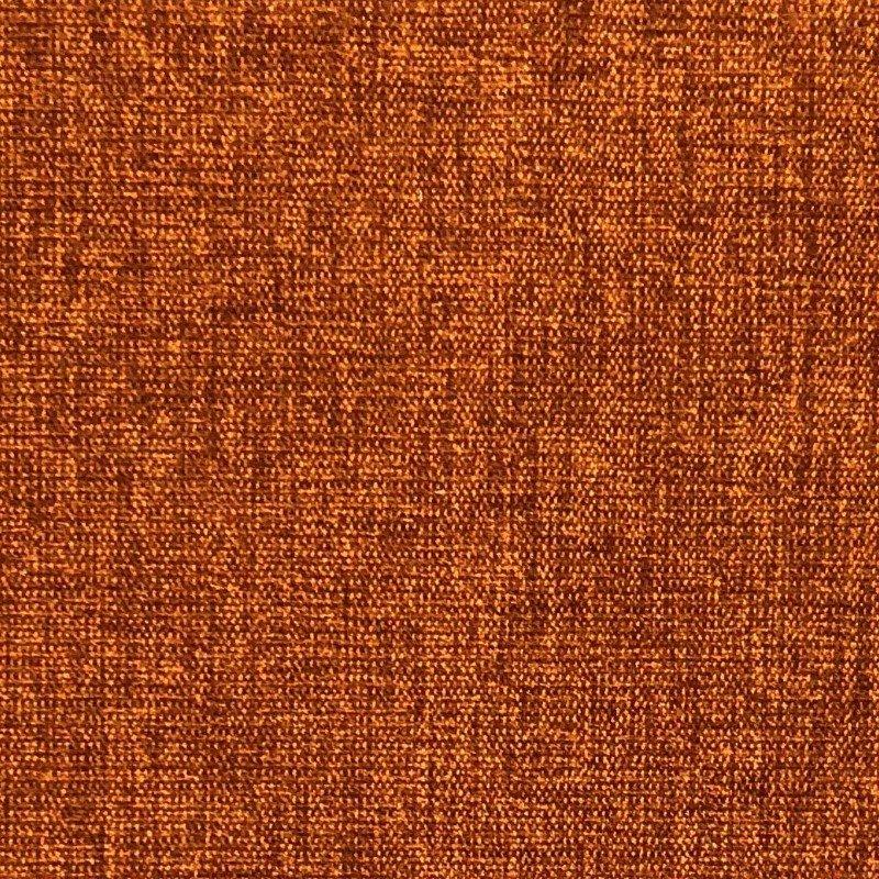 "Plutus Brands Burnt Cedar Orange Luxury Throw Pillow 20"" x 20"" (PBKR1986-2020-DP)"