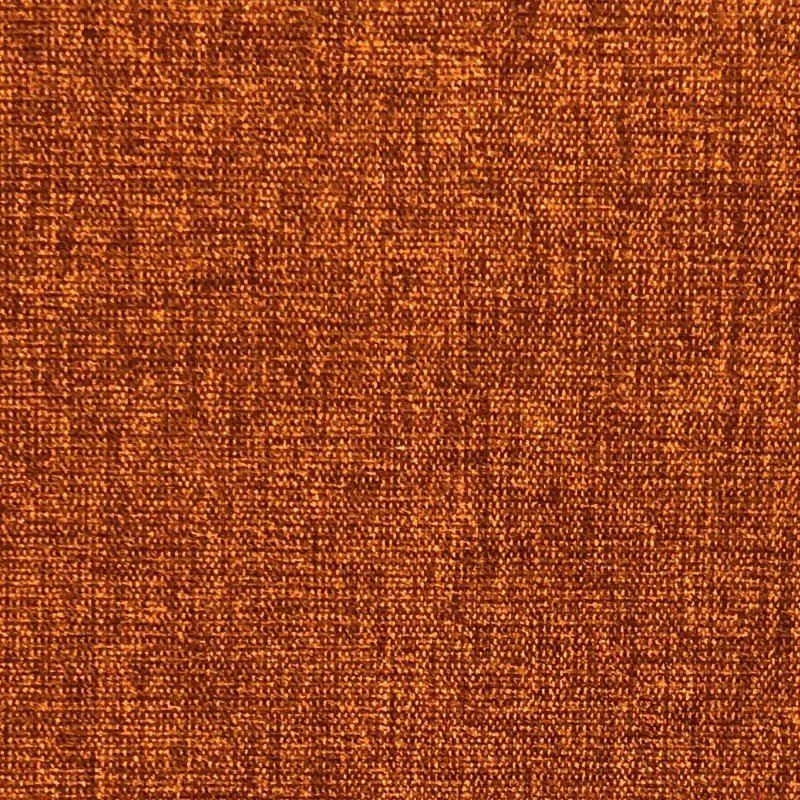 "Plutus Brands Burnt Cedar Orange Luxury Throw Pillow 22"" x 22"" (PBKR1986-2222-DP)"