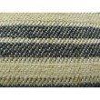 "Plutus Brands By meadow Navy and Cream Handmade Luxury Pillow 12"" x 20"" (PBRAZ156-1220-DP)"