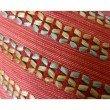 "Plutus Brands Carmine Red Handmade Luxury Pillow 22"" x 22"" (PBRAZ319-2222-DP)"