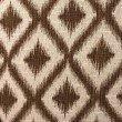 "Plutus Brands Casa Nova Brown Luxury Throw Pillow 18"" x 18"" (PBRA2315-1818-DP)"