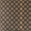 "Plutus Brands Cercles Dark Brown Luxury Throw Pillow 26"" x 26"" (PBRA2223-2626-DP)"