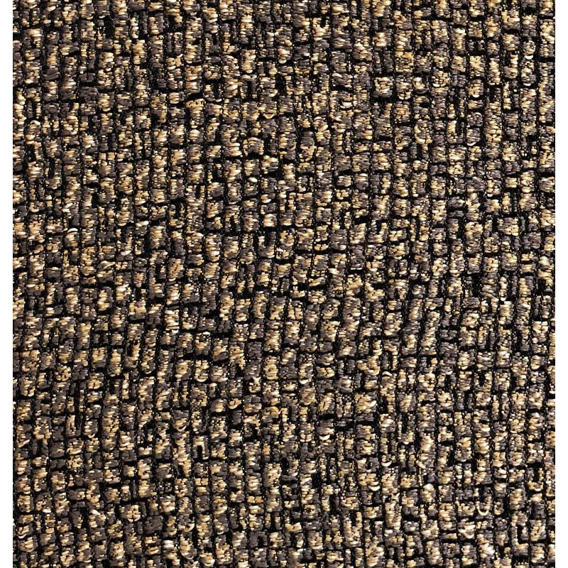 "Plutus Brands Chameleon Bronze and Gold Tone Luxury Throw Pillow 24"" x 24"" (PBRA1386-2424-DP)"