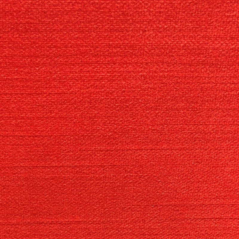 "Plutus Brands Cherry Love Orange and Red Luxury Throw Pillow 20"" x 20"" (PBKR1988-2020-DP)"
