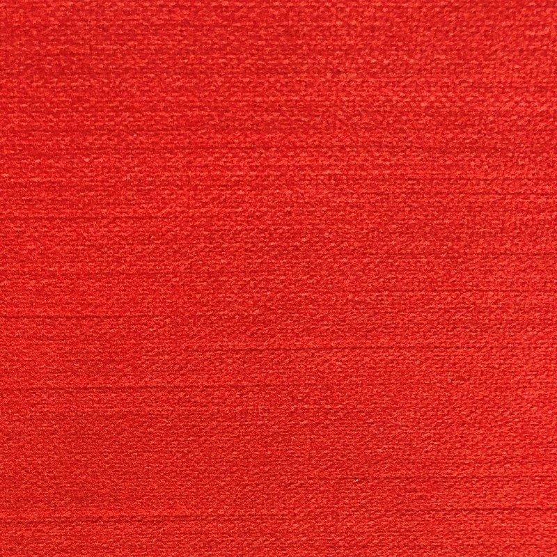 "Plutus Brands Cherry Love Orange and Red Luxury Throw Pillow 26"" x 26"" (PBKR1988-2626-DP)"