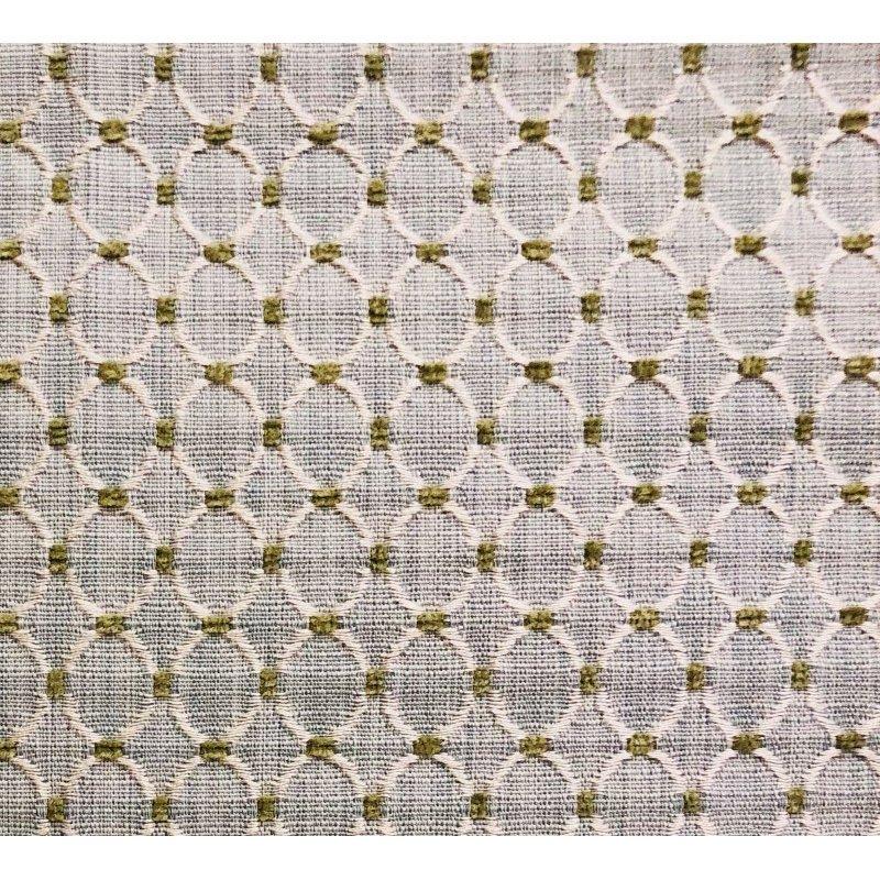 """Plutus Brands Circular Ringed Luxury Throw Pillow 22"""" x 22"""" (PBRA1346-2222-DP)"""