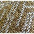 "Plutus Brands Deep Bridge Taupe and Copper Handmade Luxury Pillow 20"" x 30"" Queen (PBRAZ359-2030-DP)"