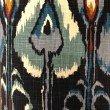 "Plutus Brands Deep Sanctuary Blue and Gray Luxury Throw Pillow 20"" x 30"" Queen (PBRA2241-2030-DP)"