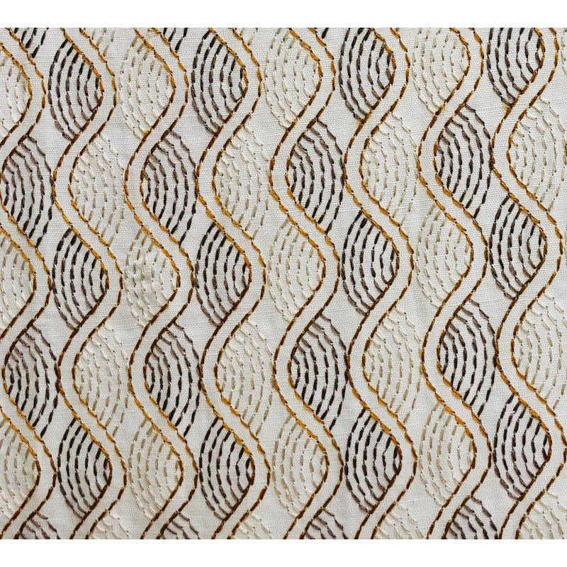 "Plutus Brands Enigma Twist Luxury Throw Pillow 18"" x 18"" (PBRA1356-1818-DP)"