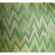 "Plutus Brands Green Fair Green Citrine and Taupe Handmade Luxury Pillow 18"" x 18"" (PBRAZ351-1818-DP)"