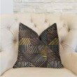 "Plutus Brands Highland Heights Multicolor Luxury Throw Pillow 26"" x 26"" (PBRA2322-2626-DP)"