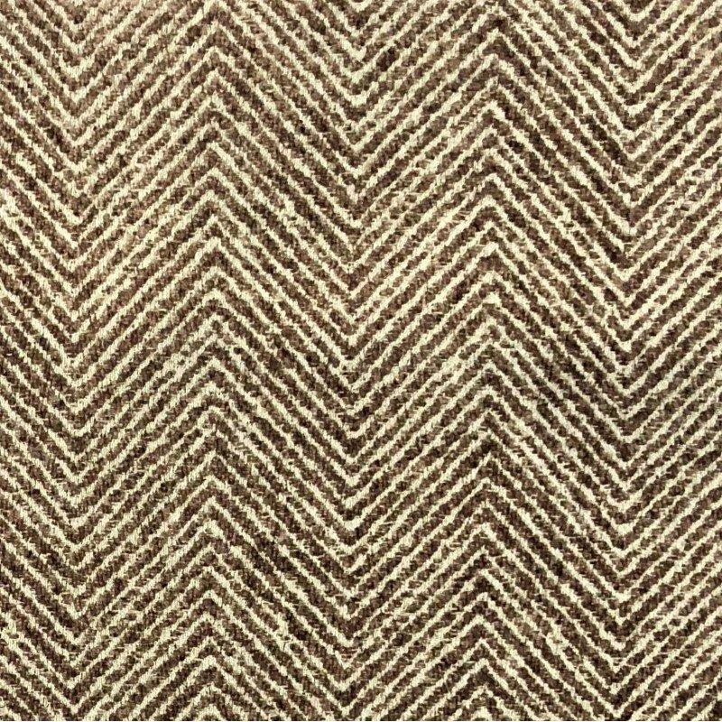 "Plutus Brands Hillside Brown Luxury Throw Pillow 18"" x 18"" (PBKR1920-1818-DP)"