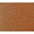 "Plutus Brands Kashmiri Oak Orange and Taupe Handmade Luxury Pillow 22"" x 22"" (PBRAZ276-2222-DP)"