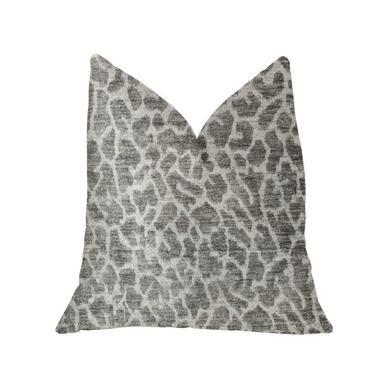 "Plutus Brands Lafayette Light Green and Beige Luxury Throw Pillow 16"" x 16"" (PBKR1946-1616-DP)"