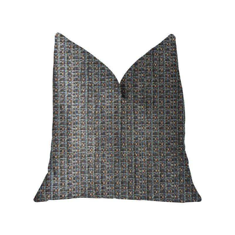 "Plutus Brands Noemie Multicolor Luxury Throw Pillow 20"" x 20"" (PBKR1973-2020-DP)"