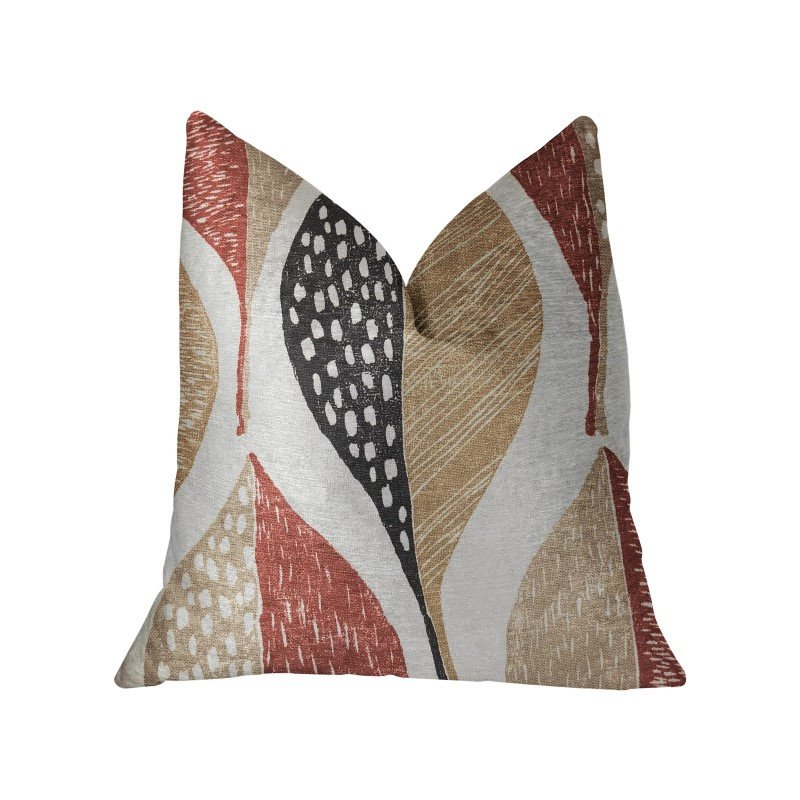 "Plutus Brands Oak Valley Multicolor Luxury Throw Pillow 26"" x 26"" (PBRA2282-2626-DP)"