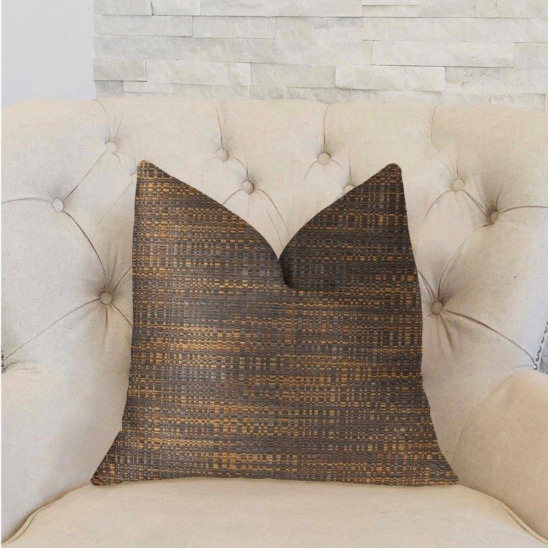 "Plutus Brands Ophelia Multicolor Luxury Throw Pillow 20"" x 20"" (PBRA2327-2020-DP)"