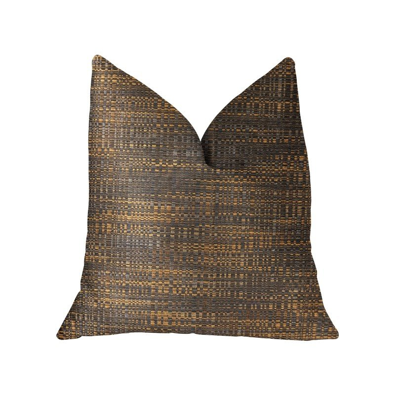 "Plutus Brands Ophelia Multicolor Luxury Throw Pillow 20"" x 26"" Standard (PBRA2327-2026-DP)"