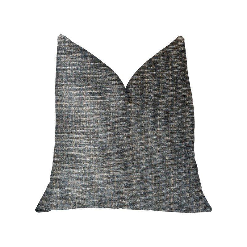 "Plutus Brands Pistachio Emerald Green Luxury Throw Pillow 16"" x 16"" (PBKR1936-1616-DP)"