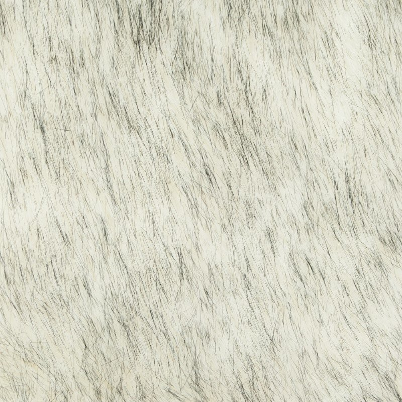"Plutus Brands Polar Bear Faux Fur Luxury Throw Blanket 90""L x 90""W Full (PBEZ1777-9090-TC)"