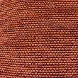 "Plutus Brands Roseate Orange Luxury Throw Pillow 16"" x 16"" (PBRA2302-1616-DP)"